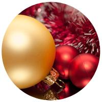 Boule Nœud automatique Paquet Cadeaux Guirlandes